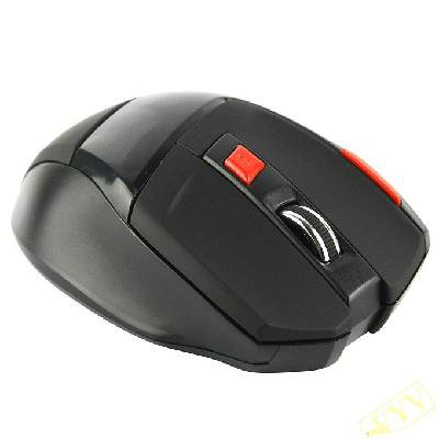 2.4G USB 2.0 Wireless Game Mouse For PC Laptop