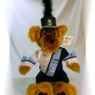 Daniel Boone HS Marching Band Uniform Teddy Bear