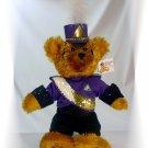 Upper Moreland HS - Retro 2012 Marching Band Uniform Teddy Bear