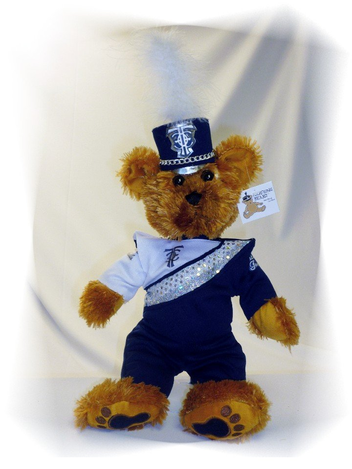 Catalina Foothills HS Marching Band Teddy Bear