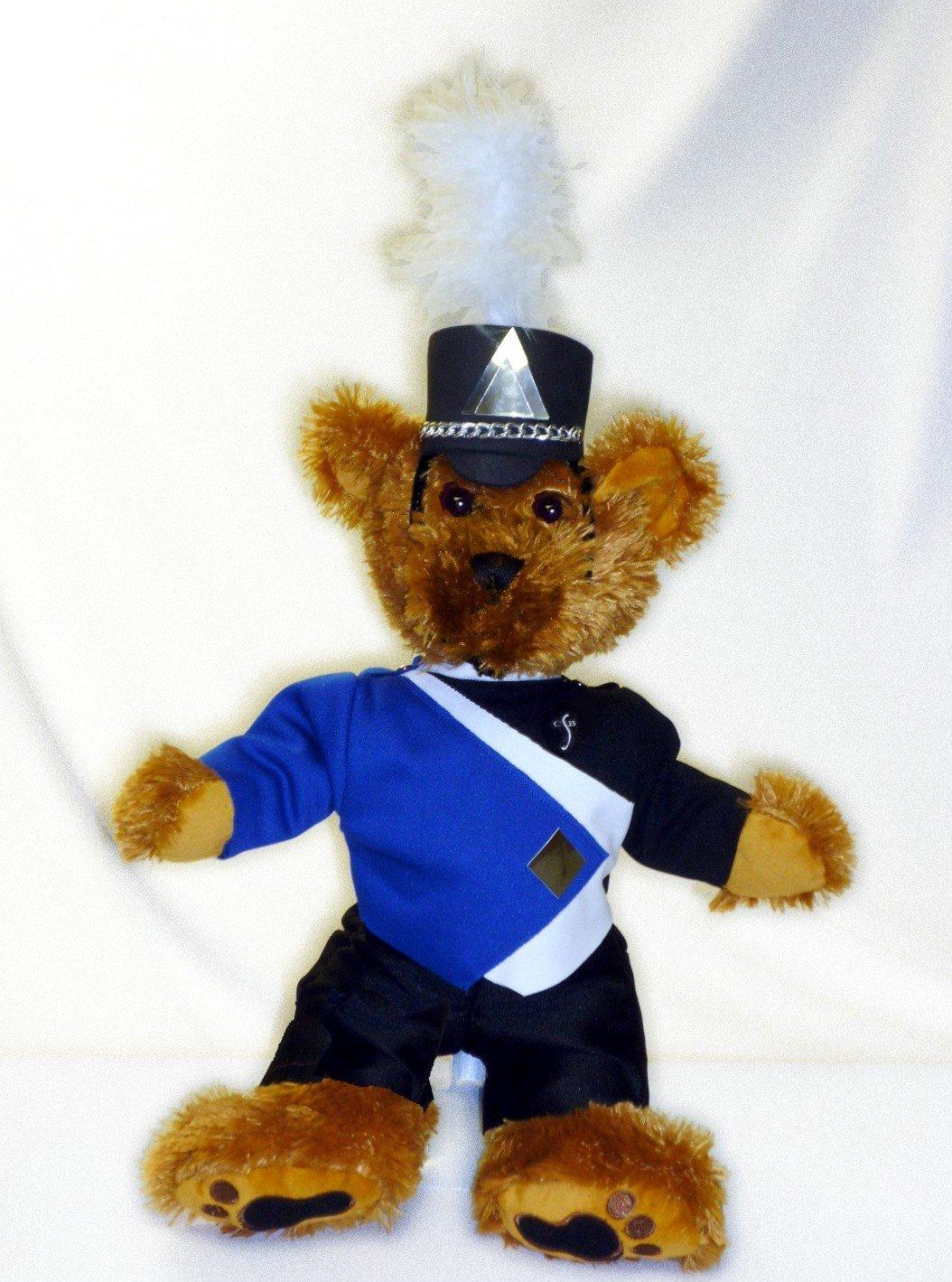 Central Bucks SOUTH HS Marching Band Uniform Teddy Bear