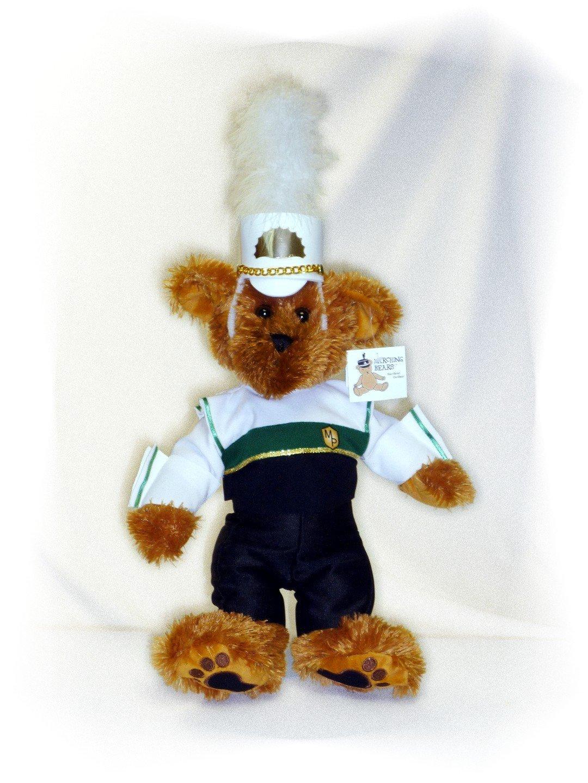 Mount Pleasant HS Marching Band Uniform Teddy Bear