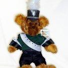 West Deptford HS RETRO Marching Band Uniform Teddy Bear