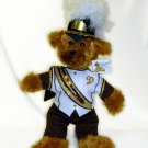Delran HS Marching Band Uniform Teddy Bear