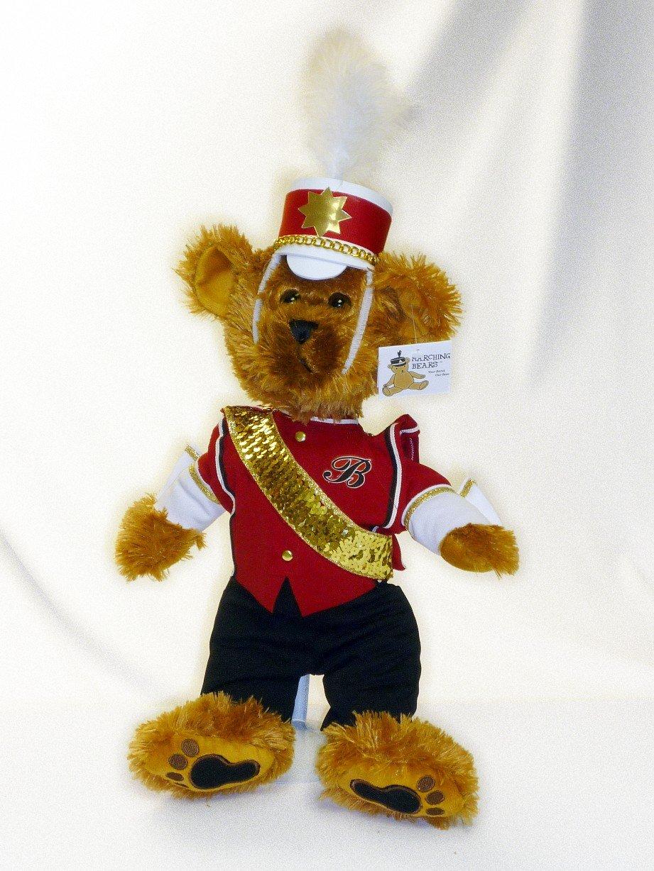 Boyertown HS Marching Band Uniform Teddy Bear
