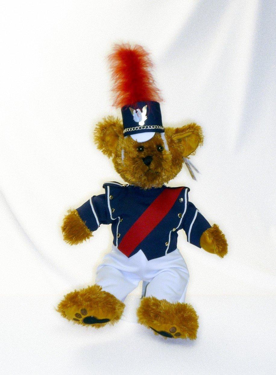 Lebanon Catholic HS Marching Band Uniform Teddy Bear