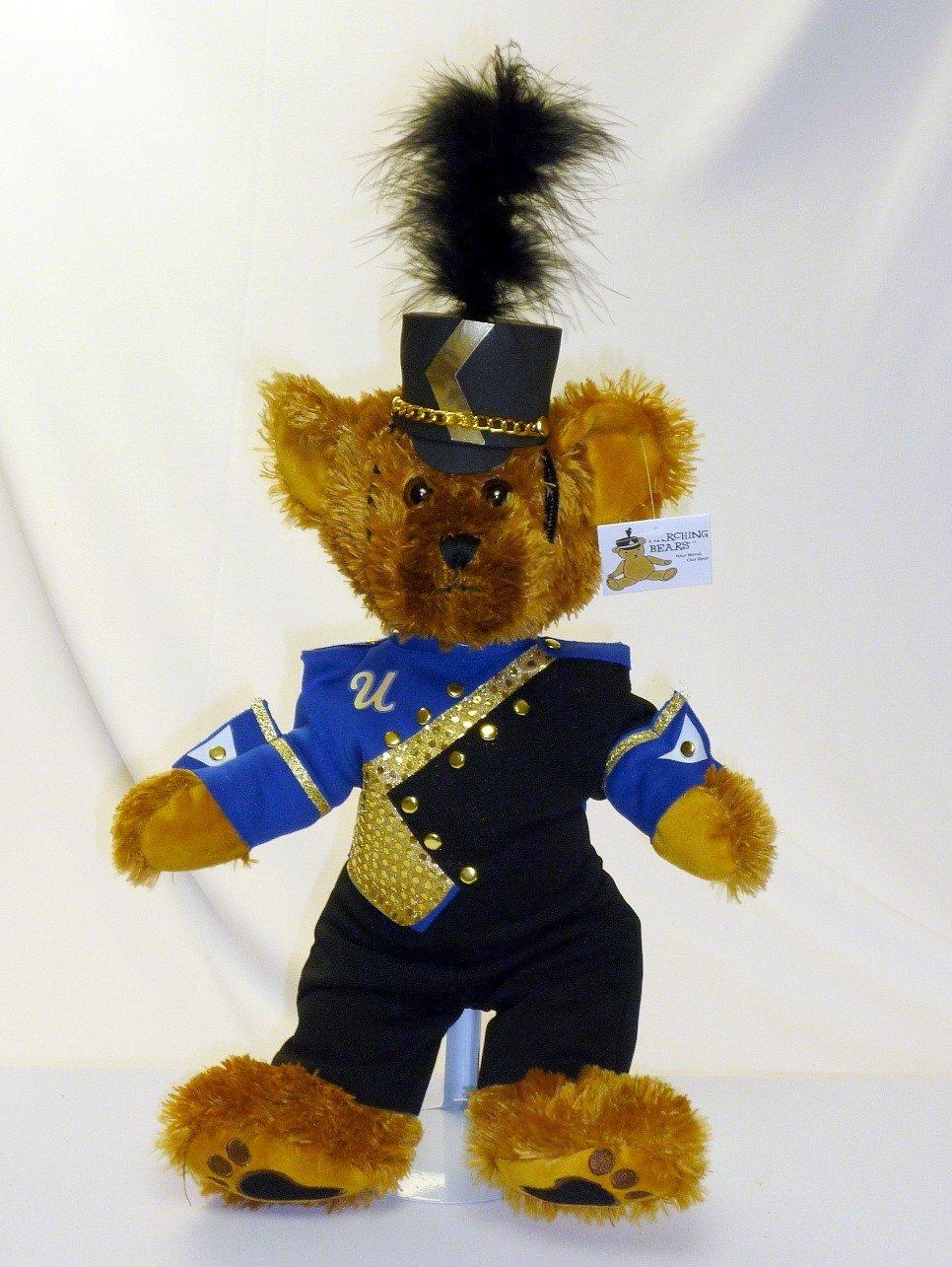 Unionville HS Marching Band Uniform Teddy Bear