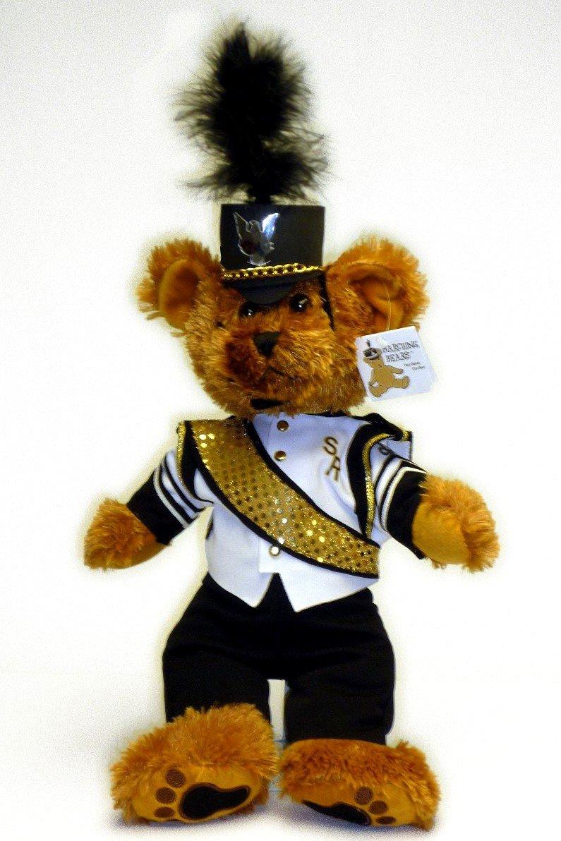 Southern Regional HS Marching Band Uniform Teddy Bear