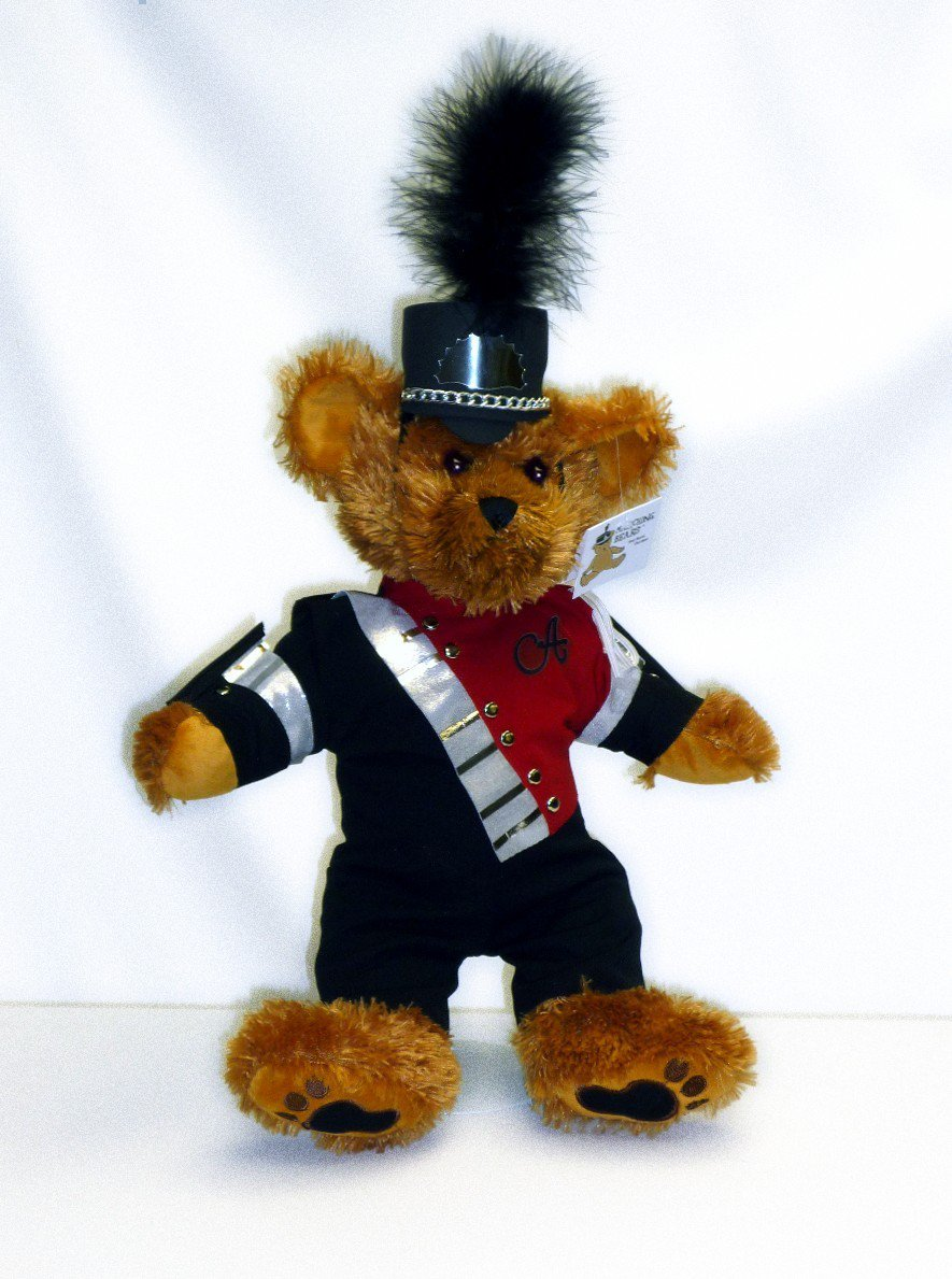 Allentown HS Marching Band Uniform Teddy Bear