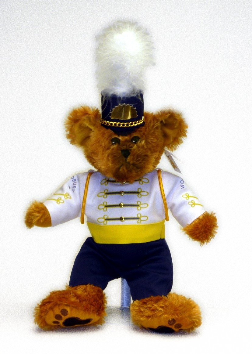 Woodbury HS Marching Band Uniform Teddy Bear
