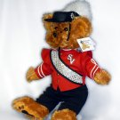 Saucon Valley HS Marching Band Uniform Teddy Bear