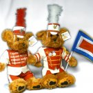 NJ - Rancocas Valley Reg HS - 1970's Color Guard Teddy Bear
