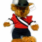 Cinnaminson HS Marching Band Uniform Teddy Bear