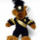 Deptford HS Marching Band Uniform Teddy Bear