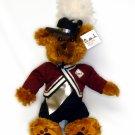 Radnor HS Marching Band Uniform Teddy Bear