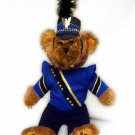 El Segundo HS Marching Band Uniform Teddy Bear - Choice of Sash (see below)