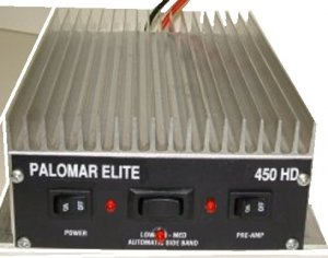 Palomar Elite 450HD UFO Alien Communications Device