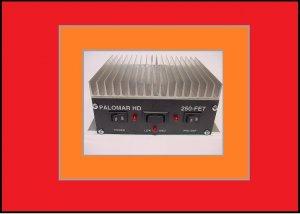 Palomar HD 250-FET UFO Alien Communications Device