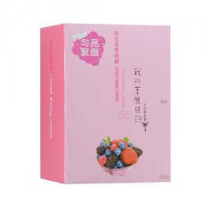 My Beauty Diary Berries Extract Mask (10 Sheets) (for uneven skin color, rough & loose skin)