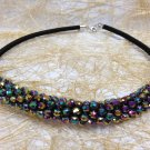 Ladies Stylish Multi-Color Beads Necklace