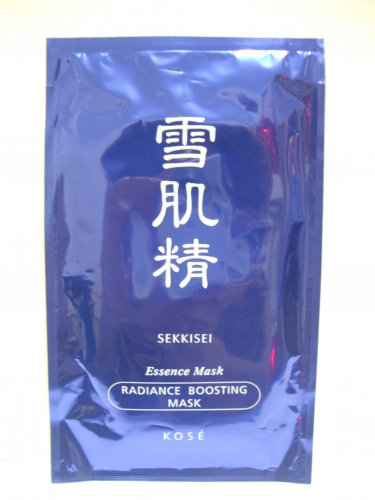 3 Pcs Japan Kose Sekkisei Essence Mask Radiance Boosting Mask