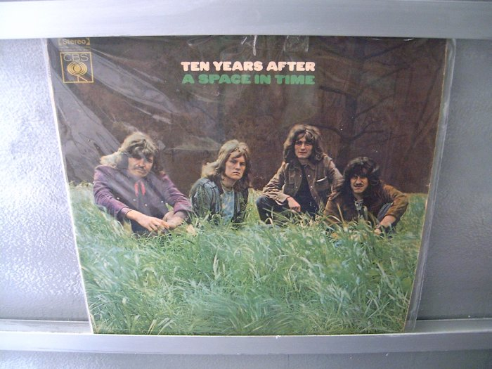 TEN YEARS AFTER Space In Time LP 1971 ORIGINAL MUITO RARO