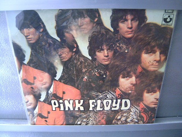 PINK FLOYD The Pipers Gates Of Dawn LP 1967 SYD BARRET SEMI NOVO