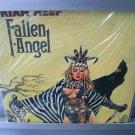 URIAH HEEP Fallen Angel GATEFOLD LP 1978 ROCK**