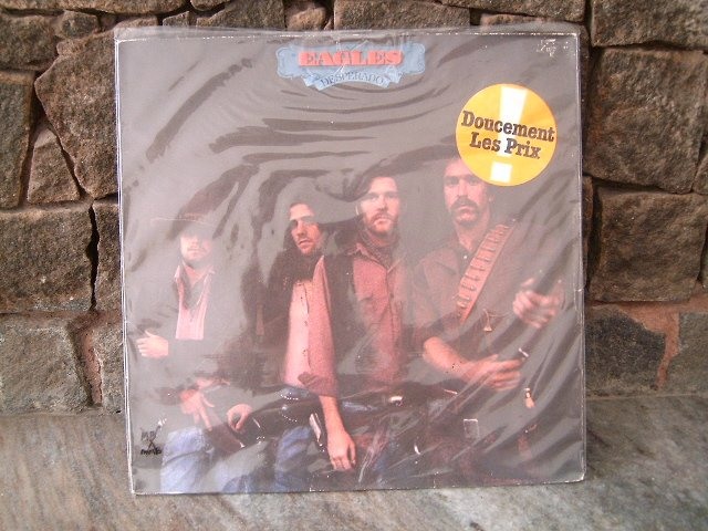 EAGLES Desperado LP 1973  ROCK**
