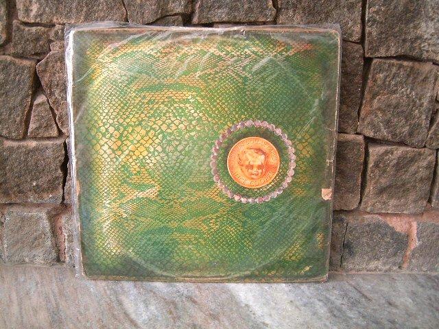 ALICE COOPER Billion Dollars Baby LP 1973 HARD GLAM ROCK MUITO RARO