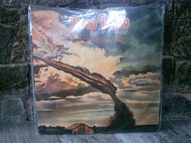 DEEP PURPLE Stombringer LP 1974 HARD ROCK MUITO RARO