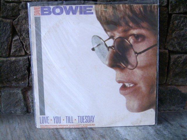 DAVID BOWIE Love Till Tuesday LP 1984 ROCK*