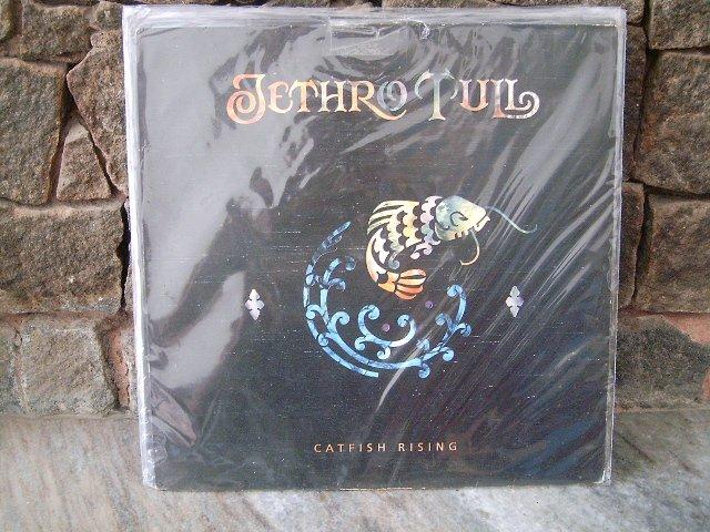 JETHRO TULL Catfish Rising LP 1991 MUITO RARO