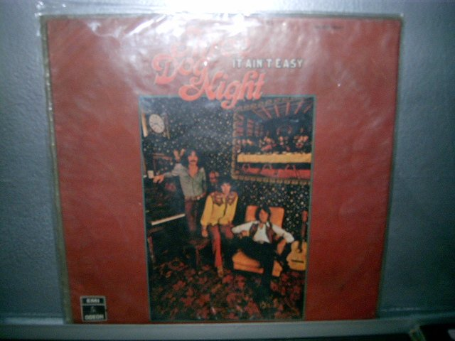 THREE DOG NIGHT it aint easy LP 1970 ROCK MUITO RARO VINIL