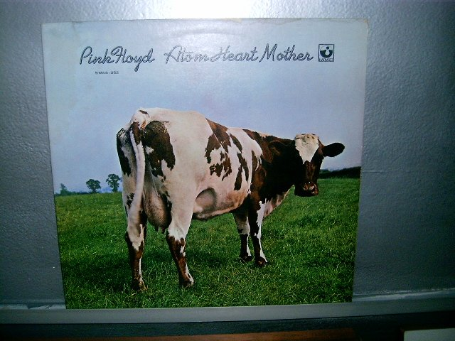 PINK FLOYD atom heart mother LP 1972 PROGRESSIVE ROCK**