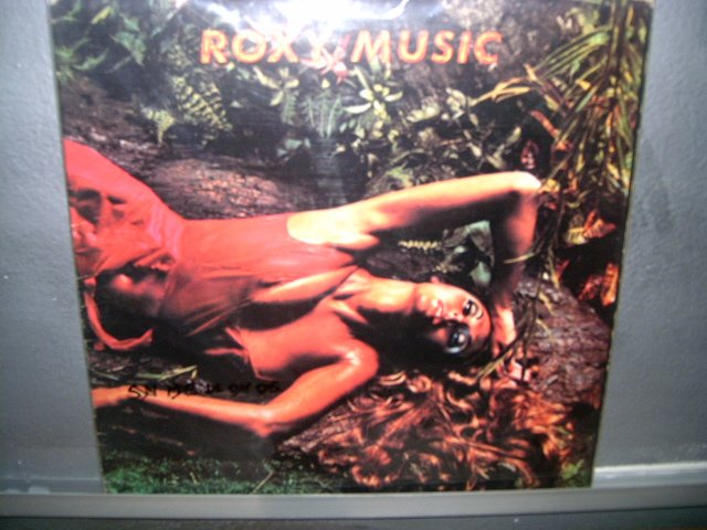 ROXY MUSIC stranded LP 1974  ROCK**