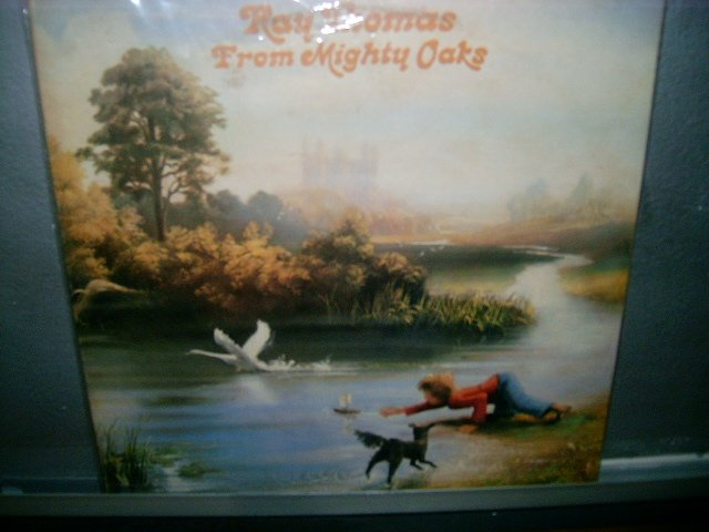 RAY THOMAS from mighty oaks LP 1975 ROCK**