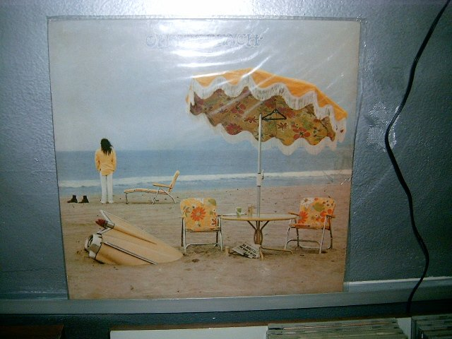 NEIL YOUNG off the beach LP 1974 IMPORTADO ROCK SEMI NOVO