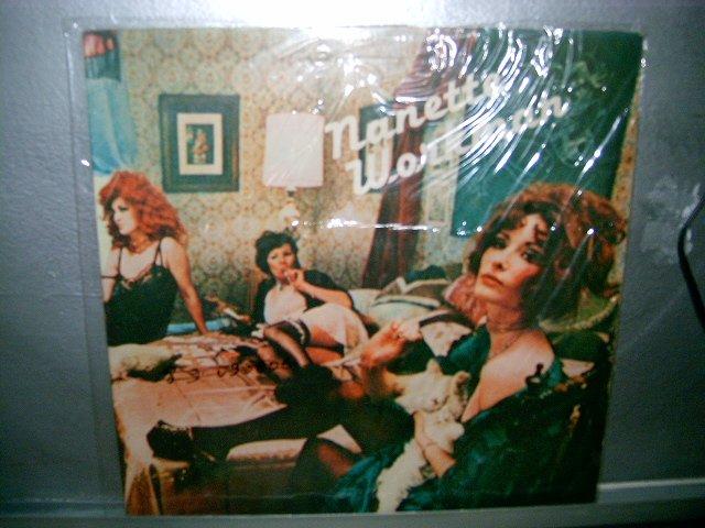 NANETTE WORKMAN nanette workman LP 1976 ROCK MUITO RARO VINIL