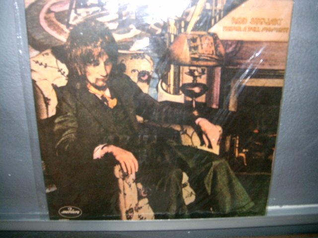 ROD STEWART never a dull moment LP 1972 ROCK MUITO RARO VINIL