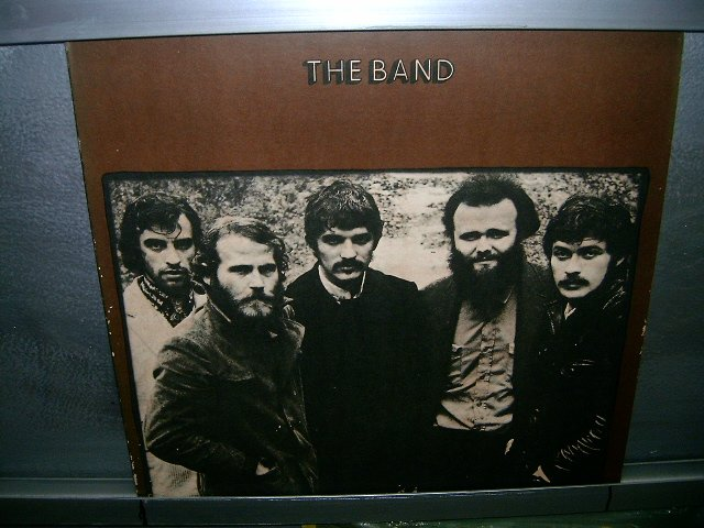 THE BAND the band LP 1969 IMPORTADO SEMI-NOVO MUITO RARO