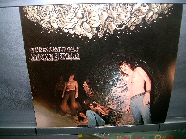 STEPPENWOLF monster LP 196? ROCK SEMI-NOVO MUITO RARO VINIL