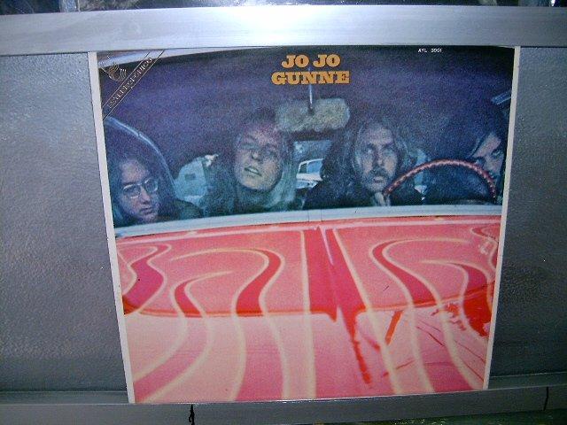 JO JO GUNNE jo jo gunne LP 1972 IMPORTADO  SEMI-NOVO MUITO RARO