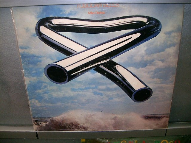MIKE OLDFIELD tubular bells LP 1973 ROCK MUITO RARO VINIL