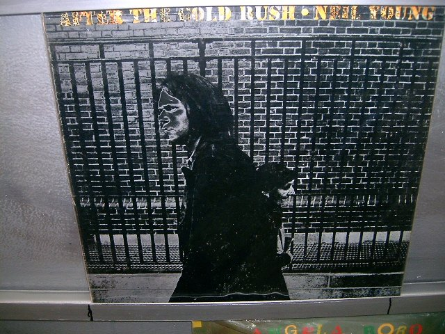 NEIL YOUNG after the gold rush LP IMPORTADO ROCK EXCELENTE MUITO RARO VINIL