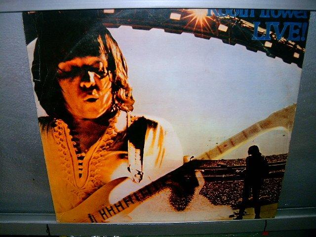 ROBIN TROWER live LP 1976 ROCK MUITO RARO VINIL