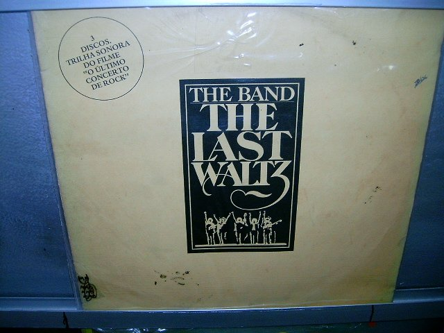 THE BAND Last Waltz  2LP 1978 ROCK**