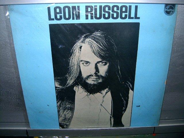 LEON RUSSEL leon russel LP 1973 ROCK MUITO RARO VINIL