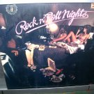 BACHMAN TURNER OVERDRIVE rock n' roll nights LP 1979 ROCK**