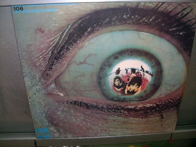 GREATEST SHOW ON EARTH greatest show on earth LP 1970 ROCK MUITO RARO VINIL